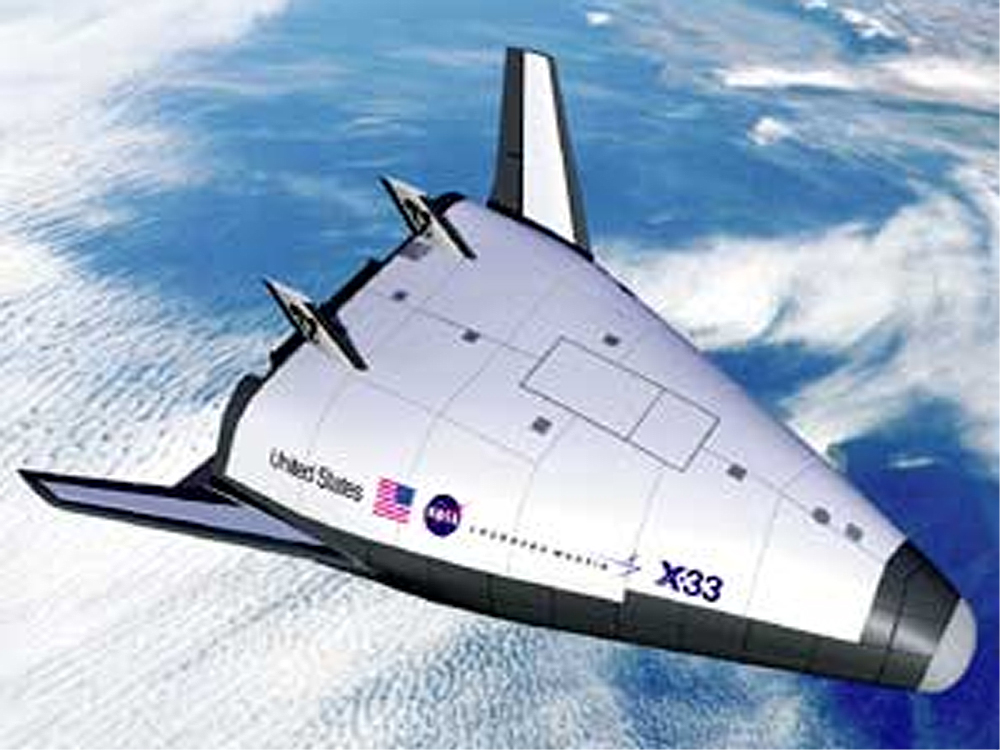 NASA X 33 Venture Star (page 4) - Pics about space